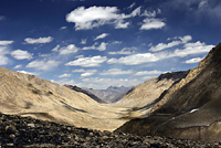 Pamirs, photo dwrawlinson sous licence CC